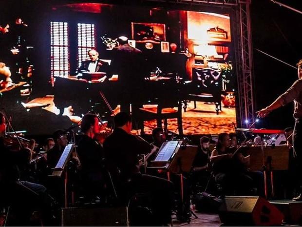 Orquestra para filmes