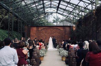 Casamento Aline e Victor | Espaço Vdara
